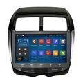 10 2 Quad Core Pure Android 5 1 1 Car GPS navigation for Mitsubishi ASX RVR
