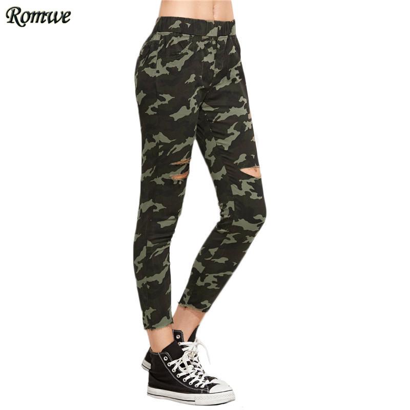 Online Get Cheap Women Army Printed Pants -Aliexpress.com ...