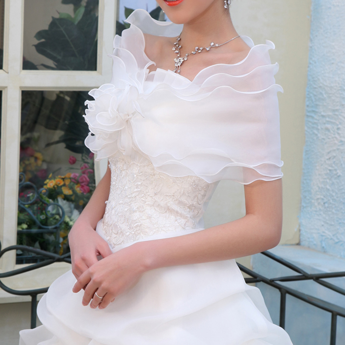 [해외]Free shipping, formal wedding dress accessories brid..