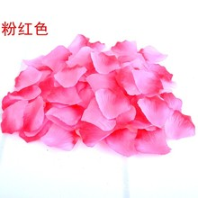 New 2016 free shipping Wholesale 1000pcs/lot Wedding Decorations Fashion Atificial Flowers Polyester Wedding Rose Petals patal(China (Mainland))
