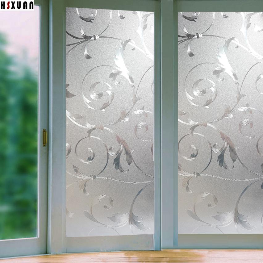 Achetez en gros porte en verre autocollant en ligne des for Fenetre 50x100