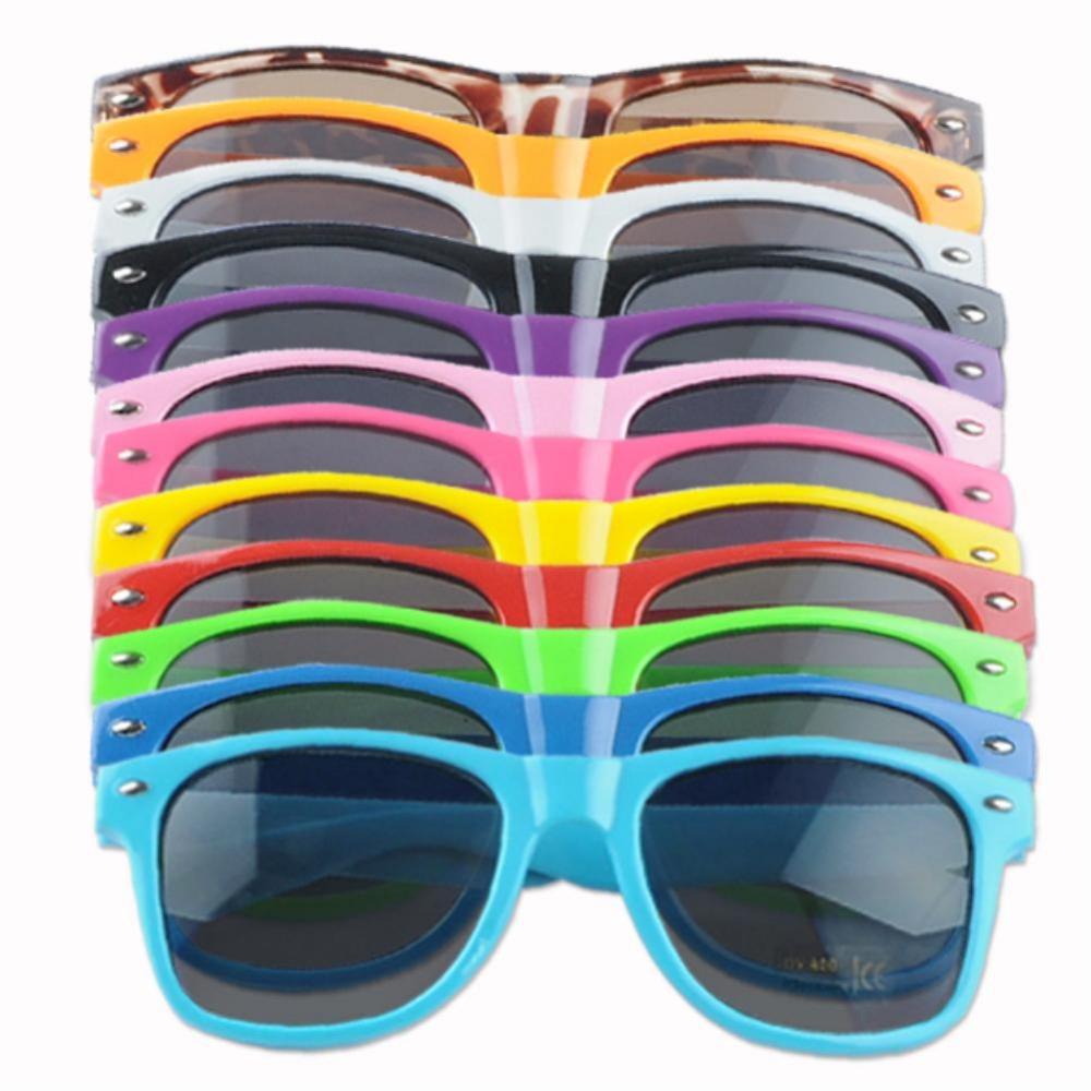 Stylish Big Frame Black Lens Wayfarer Style Sunglasses Shades Nerd Geek Eyewear oculos de sol feminino EQ6975(China (Mainland))