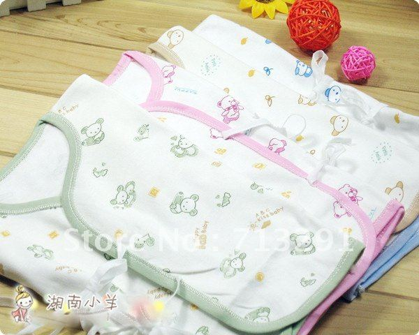 3set/lot baby underwear pure cotton newborn covers suit - oyoy's store