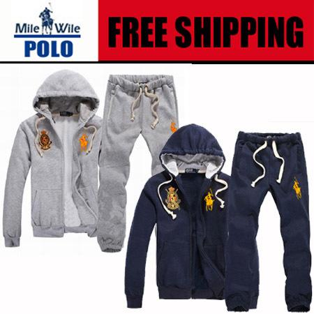 Tracksuits Hoodie Men's Zipper Cardigan Sport Suits Fashion Coats Jacket Set Pants Sportswear Brand Male sweatshirts Size S-XXL