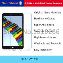 NanoShield Soft Nano Anti-Shock Screen Protector Mobile Phone Protective Film For CHUWI Vi8 / CHUWI Vi8 Plus
