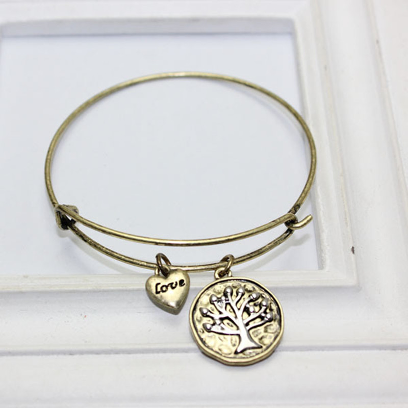 tree of Life , simple beautiful reserved Classic fashion Bracelet Women jewelry gift Suitable for all occasions(China (Mainland))