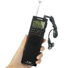 TECSUN PL-360 DSP Radio FM MW SW LW Radio Receiver Multiband Radio Portable +External AM Antenna + Outdoor Antenna Y4131A(China (Mainland))