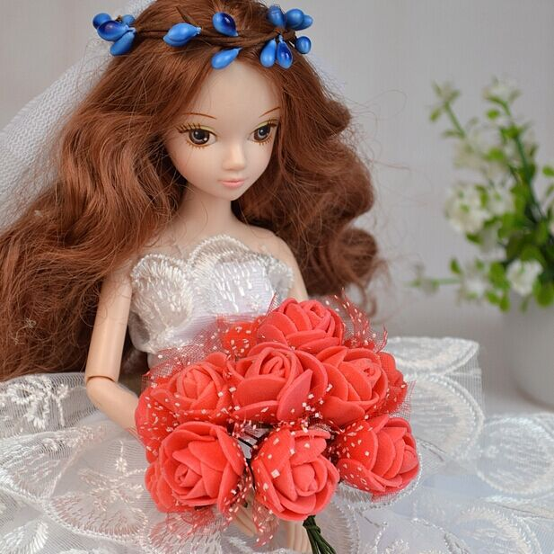 Dolls Rose Collection Doll Gift Decorate Collect