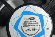 Free Shipping SUNON  SP101A 12CM 1238 12038 120 * 120 * 38MM AC 110V FAN