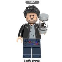 Capitão Marvel Filme único Minn Erva Skrull Nick Fury Phil Coulson Korath o Perseguidor building blocks brinquedos para crianças(China)