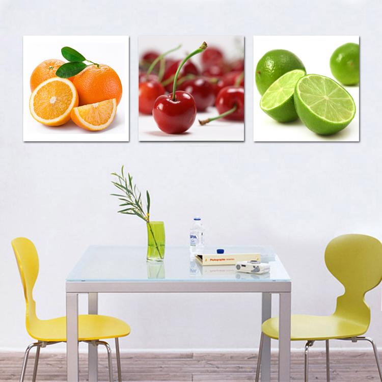 Toile art fruits cuisine toile peinture grand mur photos for Art et cuisine rm 101