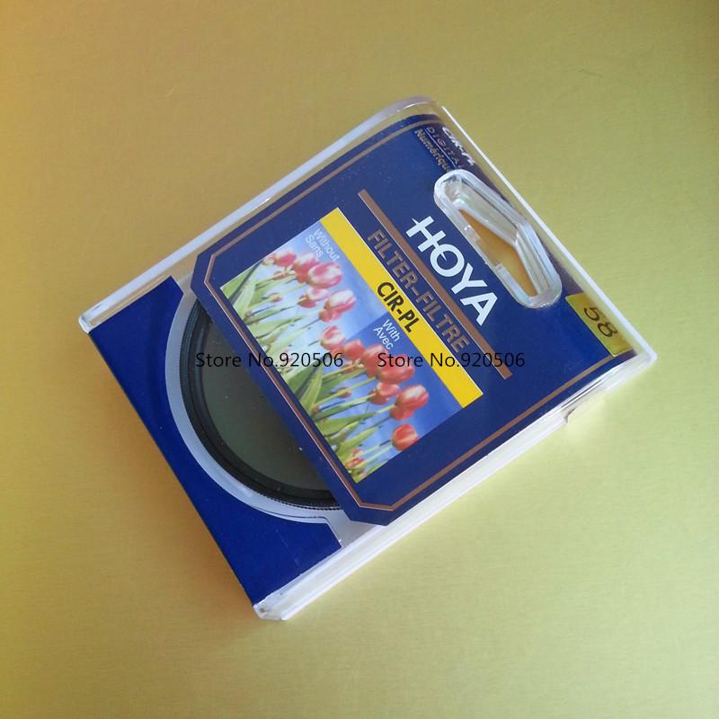 New Hoya 58mm Slim CPL Circular Polarizing / Polarizer CIR-PL Lens Filter For Pentax Canon Nikon Sony Olympus Leica Camera Lens(China (Mainland))