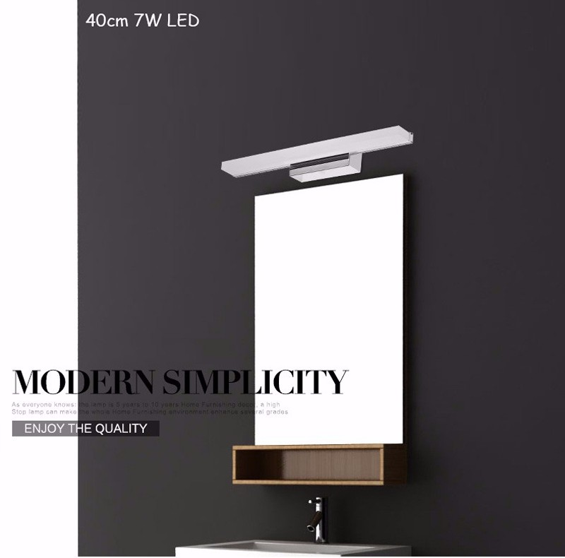 LED mirror wall light-4