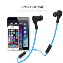 CEL 2016 New Wireless Bluetooth Headset SPORT Stereo Headphone Handsfree Music Earphone for iPhone  fe17