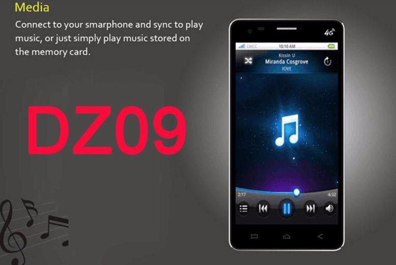 image for 2017 New Smart Watch Dz09 With Camera Bluetooth WristWatch SIM Card Sm
