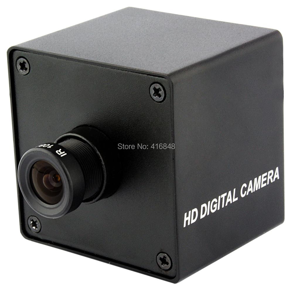 Фотография 2MP 1920*1080 CMOS OV2710 MJPEG 30fps/60fps/120fps Black And White metal case 2megapixel full hd USB camera module