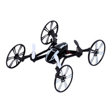 4 in 1 Multifunction UDI U841 2.4Ghz 6Axis Drones with Camera HD LED Gyro Quadcopter RC Drone UAV RTF
