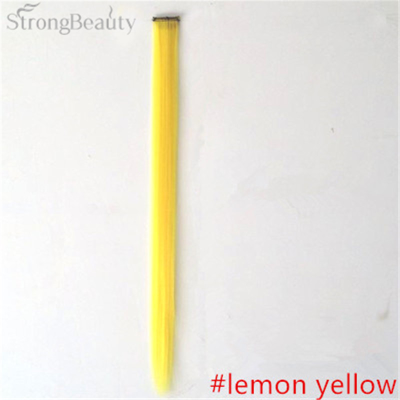 12 Lemon yellow