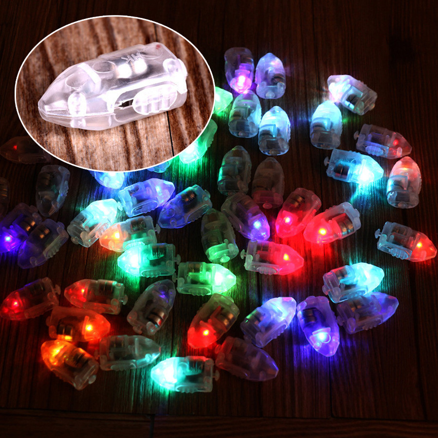 10pcs LED Balloon Light Lamp For Paper Lantern Wedding Party Light Led Ballon Christmas Decoration Vase Wedding Party Decoration(China (Mainland))