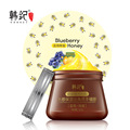 HANKEY Blueberry Honey hand wax film 200g Hand Mask Wax Warmer Whitening exfoliating Moisturizing Gloves Hand