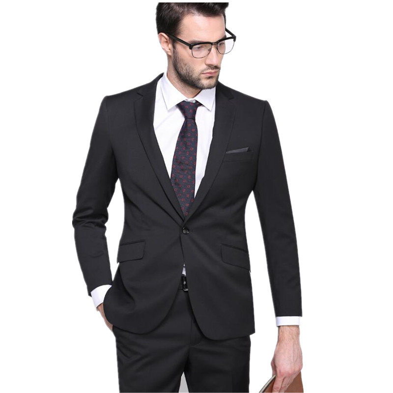 Online Get Cheap Black Blazer for Men Sale -Aliexpress.com
