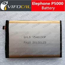 Elephone P5000 battery 5350mAh 100% Original New Cell Phone Replacement backup Bateria + Free Shipping + Tracking - In Stock(China (Mainland))