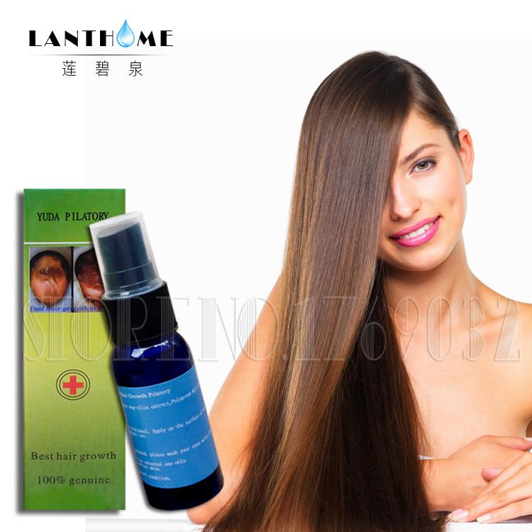 Free Shipping! Fast Hair Growth Products Hair Growth Liquid 30ml yuda pilatory anti hair loss of hair regrowth treatment serum<br><br>Aliexpress
