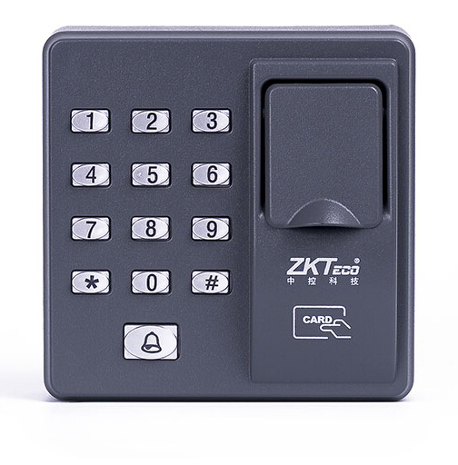 Biometric Fingerprint Access Control Machine Electric RFID Reader Scanner Sensor Code System For Door Lock
