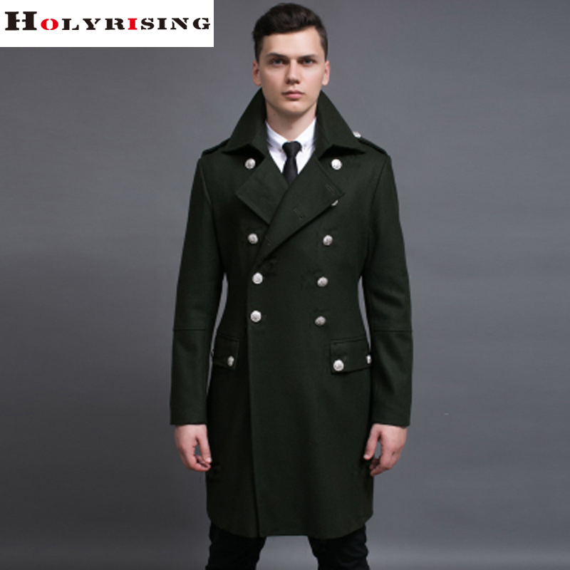 Popular Men Casual Jacket Wool Coat Blue for Men-Buy Cheap Men ...