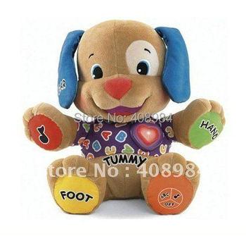 Laugh & Learn Baby Plush Musical Toys  Music Dog Singing English Songs