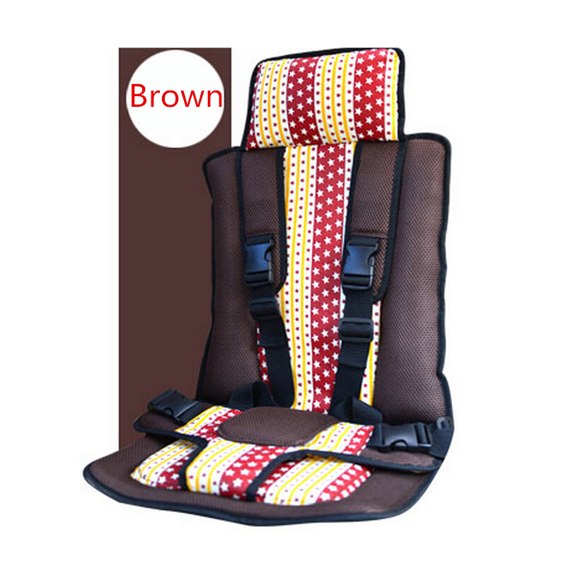 Seasons General Portable Car Seat Baby,Infant Baby Chairs in the Car,5 Point Safety Harness,Updated Version Kids Car Safety Seat(China (Mainland))