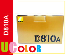 Original New Nikon D810A Digital SLR Camera Body Only Black(Hong Kong)