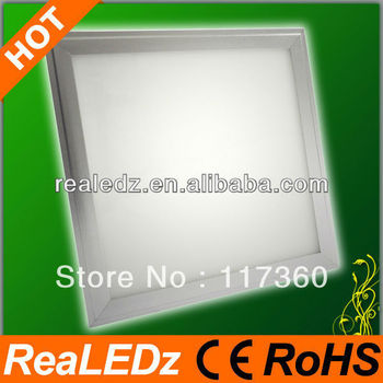 2013 Free shipping Wholesale 100% high quality  Recessed 24W LED panel light 30x30cm