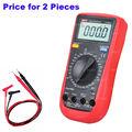 UNI T UT890D Digital Multimeter multimetroTrue RMS AC DC Voltage Current Resistance Testers UT 890D