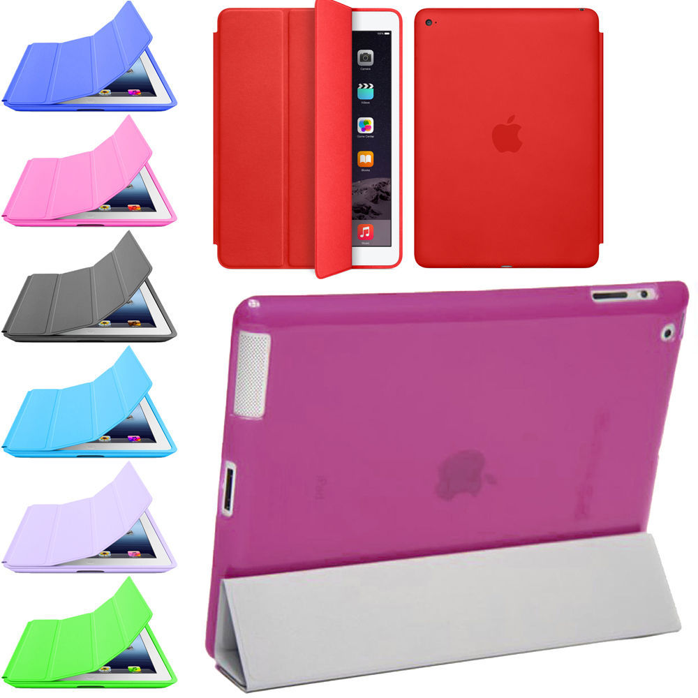 Hot sale Smart Case Cover For iPad 4 3 2 , Ultra Slim Designer Tablet Leather Cover Stand For Apple iPad 4 3 2 Cover Case<br><br>Aliexpress