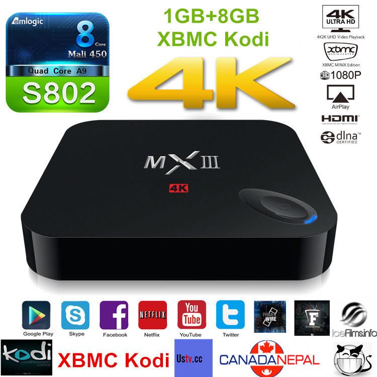 Домашний кинотеатр MXIII M82 Amlogic S802 KitKat cortex/a9 Android 1 8 XBMC moveis Amlogic M8 S802 MXIII домашний кинотеатр mxiii m82 amlogic s802 kitkat cortex a9 android 1 8 xbmc moveis amlogic m8 s802 mxiii