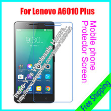 3pcs/lot For Lenovo A6010 Plus High Clear Glossy Screen Protector Film, Screen Protective Film For Lenovo A6010 Plus With Cloth