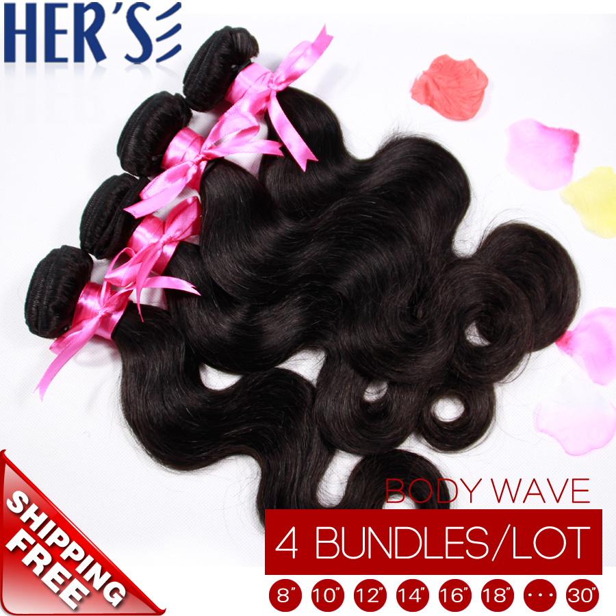 Natural Peruvian Virgin Hair Body Wave Weave Hair Bundles,4pc Body Wave Human Hair Weave,Unprocessed Cheap Peruvian Hair Bundles<br><br>Aliexpress
