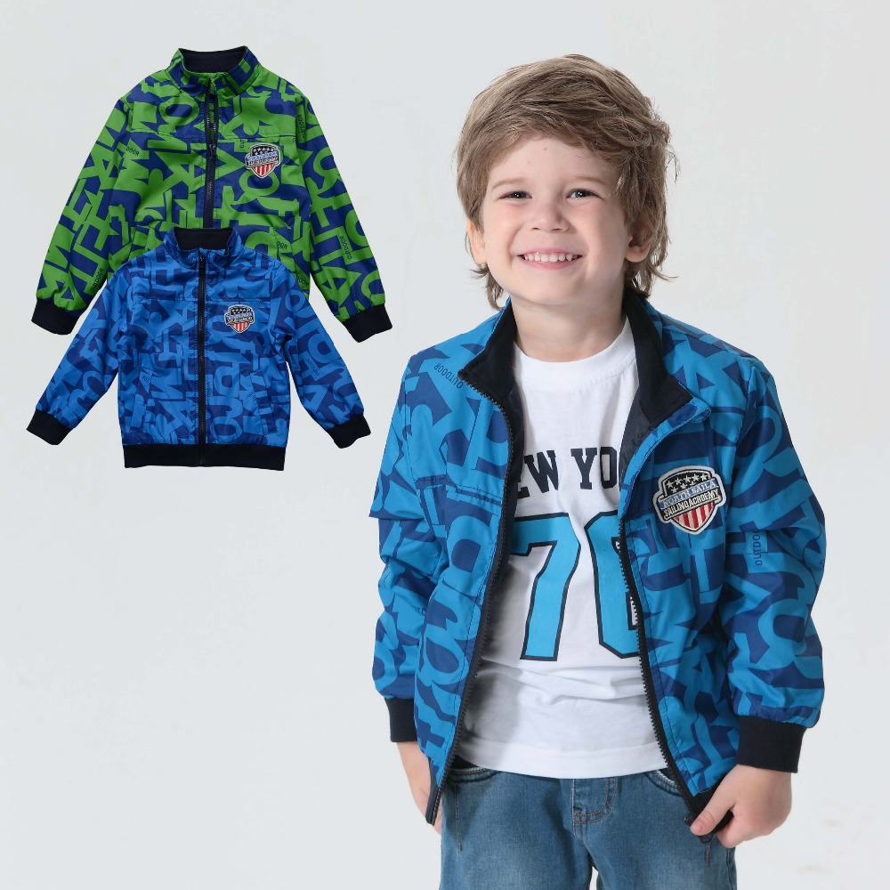 2015 kids boy spring jacket and cotton short sleeve t shirt children boy coat / outerwear boys children tshirt fit 2-8 years(China (Mainland))