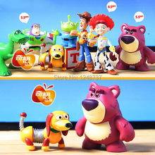 Toy Story 3 Woody Jessie Buzz High Quality Figures ,toys for kids,children toys,plastic toys,free shipping