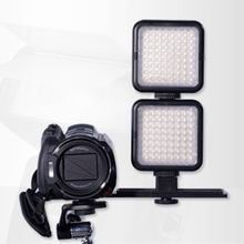 Yongnuo SYD-0808 Studio Photo 64 LED Video Light Lamp for Canon Nikon Sony DSLR Camera Film Camcorder Shooting