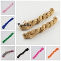 1mm 22m nylon jewelry rope thread cord for Loose braided weave bracelets bracelet knot craft diy
