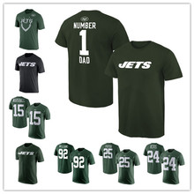 Men's Darrelle Bradon Revis Marshall Leonard Calvin Williams Pryor Eric Muhammad Decker Wilkerson Customs Net Name T-Shirts!(China (Mainland))
