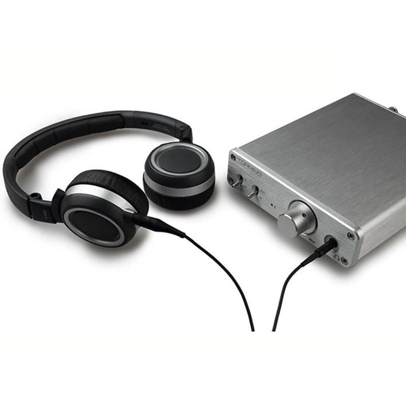 Brand TOPPING VX3 TPA3116D2 30W *2 Class D HiFi Power Stereo Amplifier Wireless Bluetooth 4.0 Mini Digital Audio Headphone amp