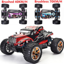 HSP Rc Car 1/10 Scale Off Road Monster Truck 4wd Remote Control Car 94111 High Speed Brushless Electric Car Remote Control Toys(China (Mainland))