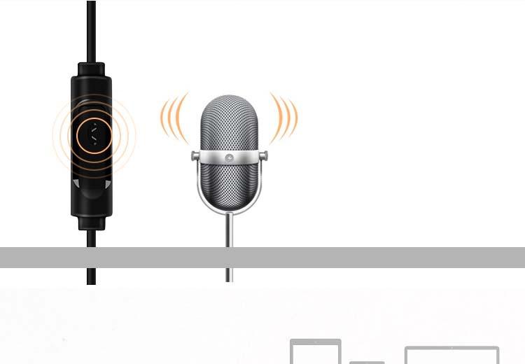 sport in ear NK 38 earpod for iphone 4 4s 5 5s 6 plus headset headphone