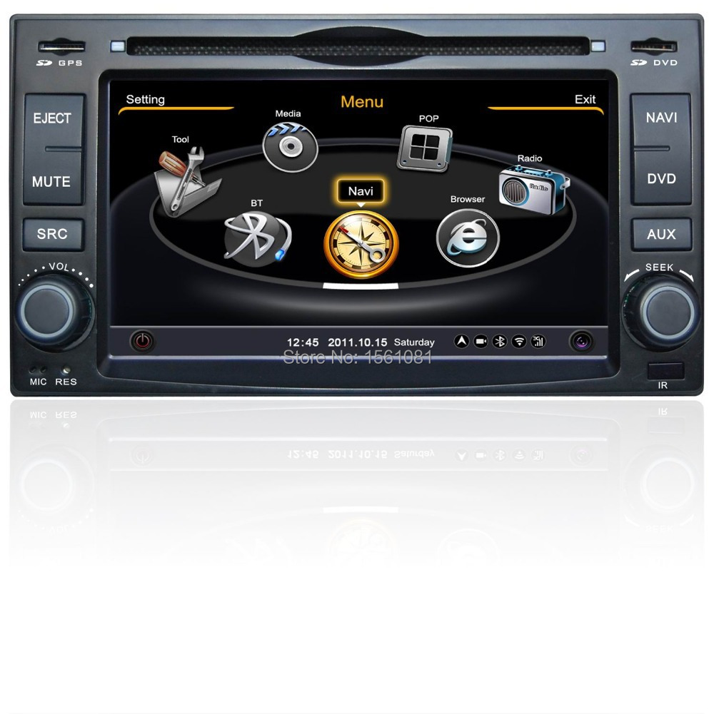 car oem auto hifi gps video multimedia dvd player series. Black Bedroom Furniture Sets. Home Design Ideas
