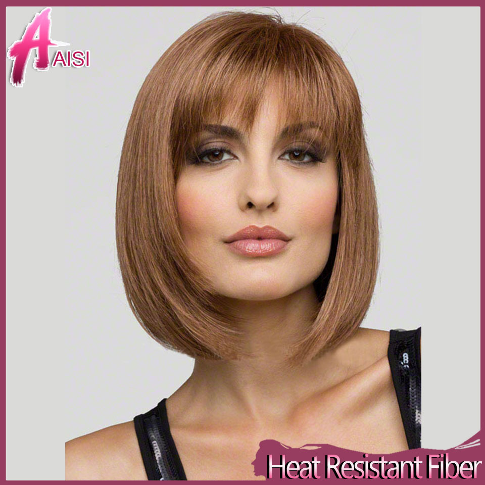 ... Wigs with Full Bangs for Black Women Cheap Cosplay Wig-in Cosplay Wigs