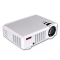 1080P 2000Lumen Digital Outdoor Projector LED 33 Home theater Cinema LCD Video 3D HD Support HDMI