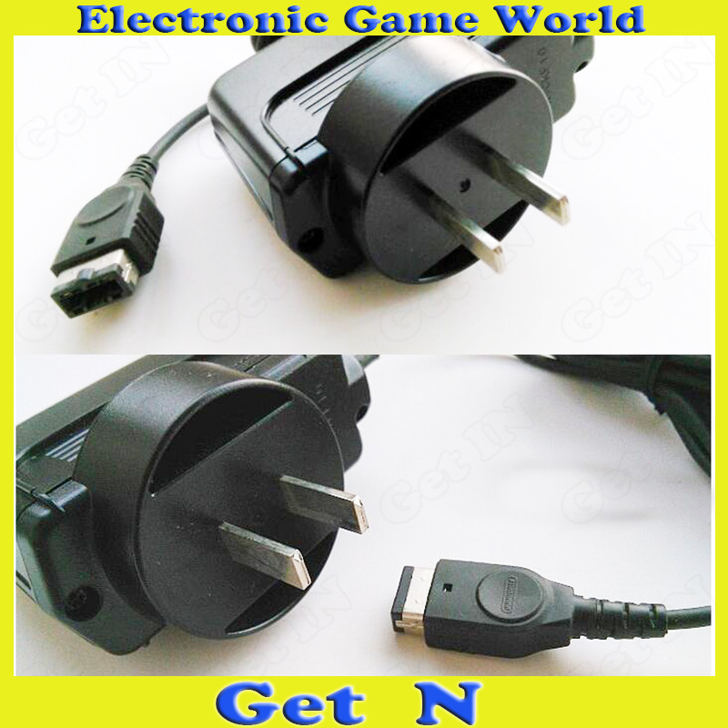 2pcs US Regulatory Flat Plug Power Charging Cable for Nintendo GBA SP IDS NDS<br><br>Aliexpress